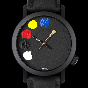 악테오 Paint01 (42mm) Black