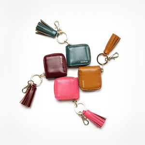 REAL MINI TASSEL WALLET_ZIP(4color)