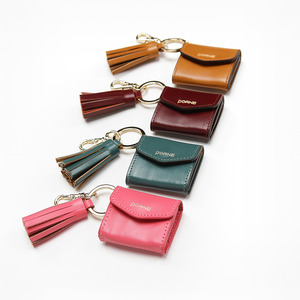 REAL MINI TASSEL WALLET_MINI(4color)