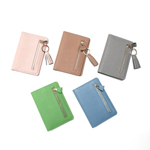 Raal Leather Classic Zip Pass Cover(5color)