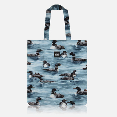 nother Brent Goose Flat Tote / 나더 브렌트 구스 플랫 토트백