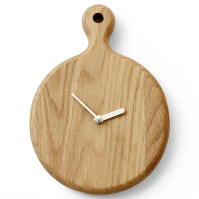 애쉬보드벽시계 ASH BOARD CLOCK - 3 Color
