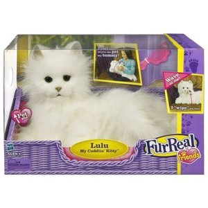 움직이는 나만의 반려 고양이 / FurReal Friends Lulu My Cuddlin Kitty Cat