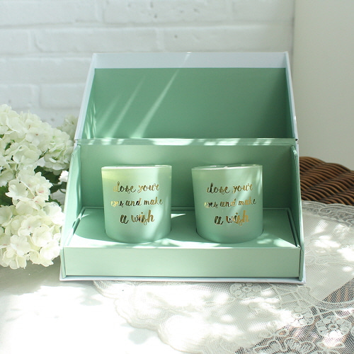 Make me love you candle set 캔들세트